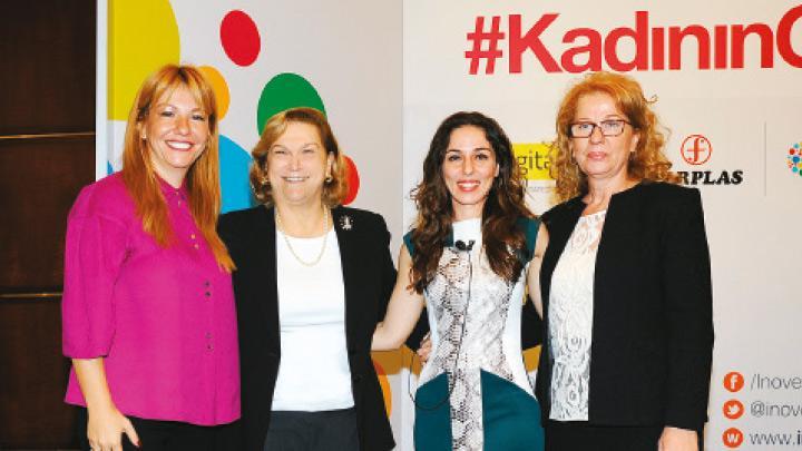 Girişimci kadınlar iş dünyasının kapılarını aralıyor