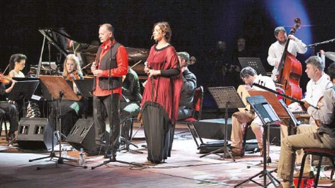 Festivalde Osmanlı esintisi