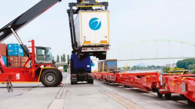 Ulusoy, Intermodal ile Almanya yolunda % 25 tasarruf sunuyor