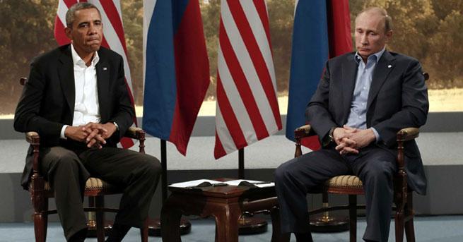 Putin'den ABD'ye sert çıkış