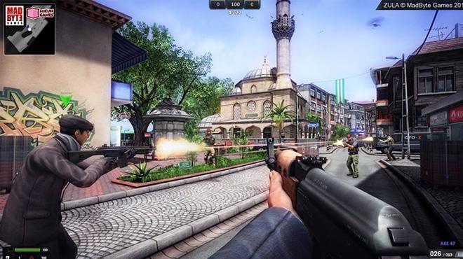 İlk Türk MMOFPS Oyunu ZULA'nın Açık Beta Süreci Başladı