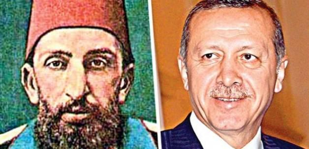 Abdulhamid'e yapılan Erdoğan'a da yapılıyor