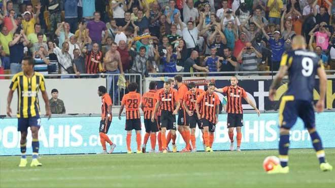 Shakhtar Donetsk 3 - 0 Fenerbahçe