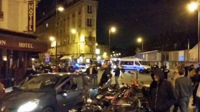 Paris'te ölenlerin sayısı 132'ye çıktı