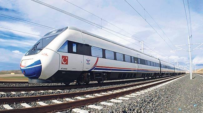 Ankara Hızlı Tren Garı Mayıs 2016'da açılıyor..