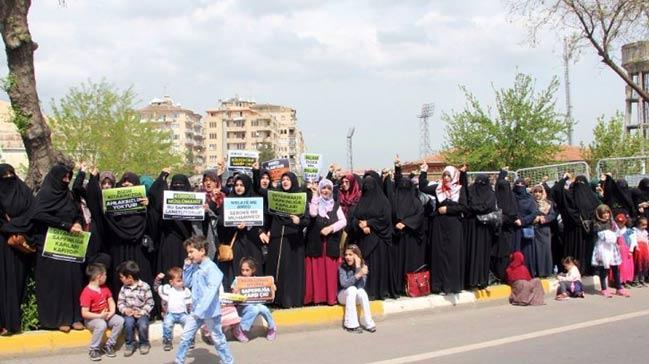 Diyarbakırlılar LGBT'yi şehre sokmadı!
