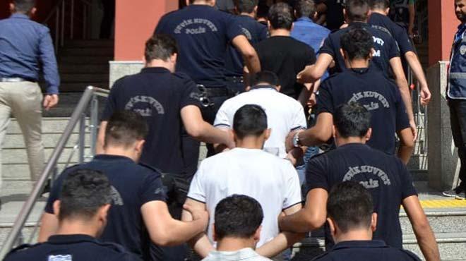 FETÖ operasyonunda sözde  il imamları da yakalandı