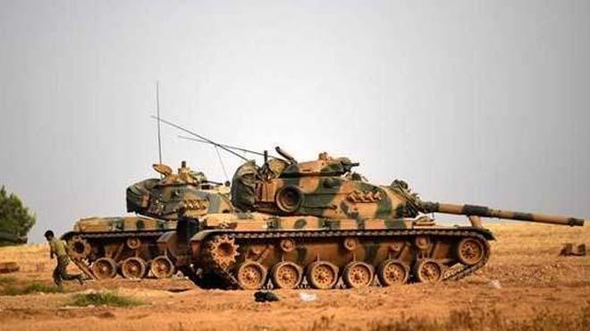 Rus basını: Türk ordusu Suriye'ye girdi