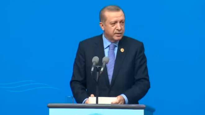 Cumhurbaşkanı Erdoğan: Batılı ülkelerin tavrı utanç vericidir