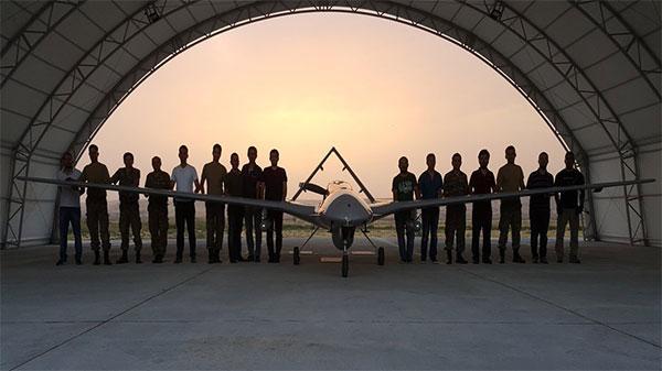 Türkiye'nin insansız hava aracı kapasitesi
