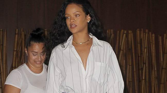 Rihanna yeni bir trendi başlatıyor!