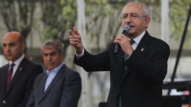 Hapisteki FETÖ'cülere selam gönderen Kılıçdaroğlu söz verdi