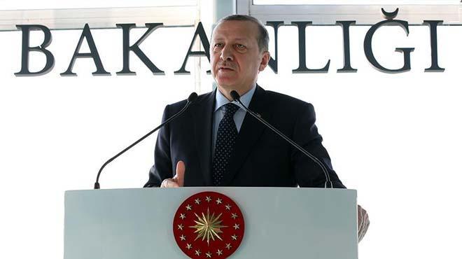 Cumhurbaşkanı Erdoğan ve Başbakan Yıldırım İzmir'de