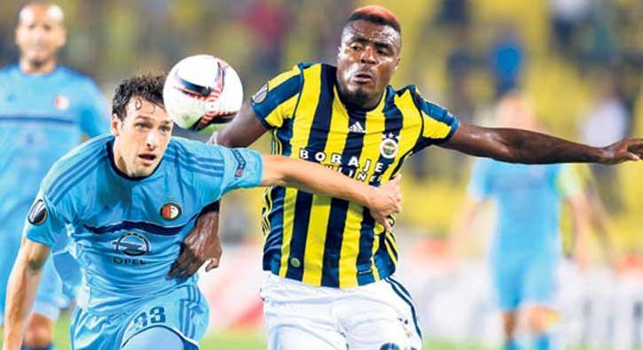 Emmanuel Emenike'nin yeni takımı: Spartak Moskova