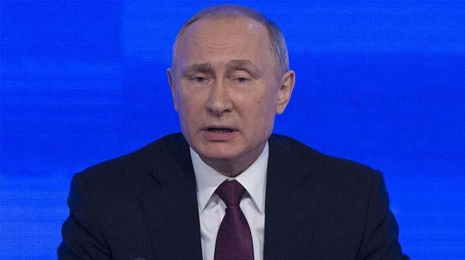 Putin'den Suriye açıklaması: Ateşkese varıldı