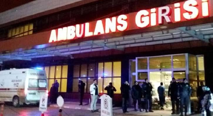 Fırat Kalkanı'nda yaralanan 9 Türk askeri Kilis'e getirildi
