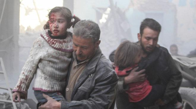 Suriye'de en fazla çocuk ölümü 2016'da yaşandı