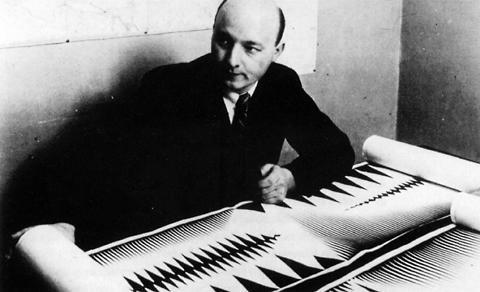 """Oskar Fischinger neden Doodle oldu, Oskar Fischinger kimdir"""""""