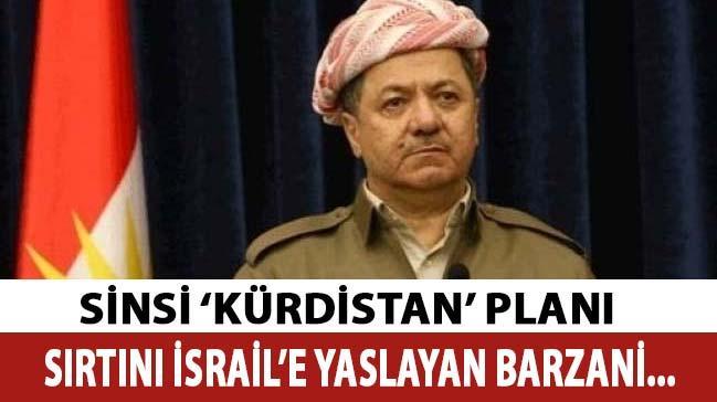 Barzani'nin İsrail'e 200 bin Yahudi sözü verdiği ortaya çıktı