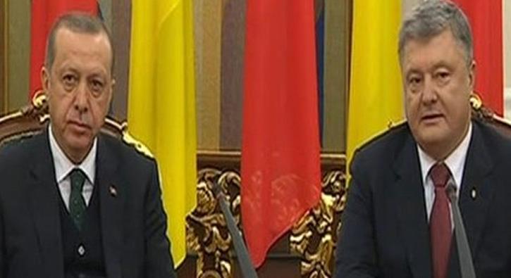 Cumhurbaşkanı Erdoğan: Kırım'ın yasa dışı ilhakını tanımadık tanımayacağız