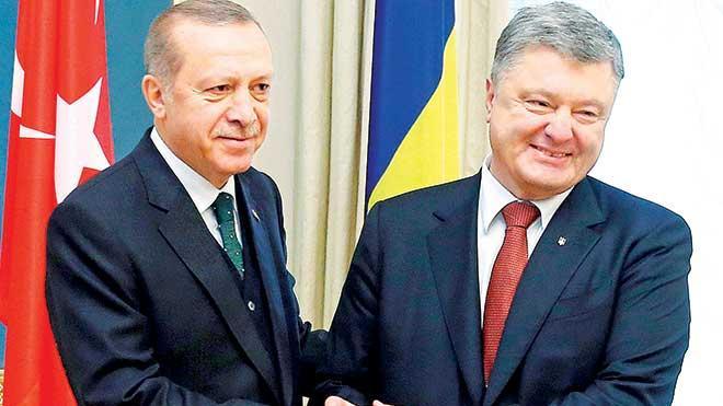 Cumhurbaşkanı Erdoğan: Kırım'ın ilhakınıtanımayacağız