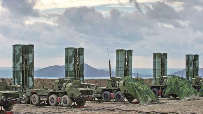 ABD S-400 füzelerini üreten Rus firmaları kara listeye almaya hazırlanıyor