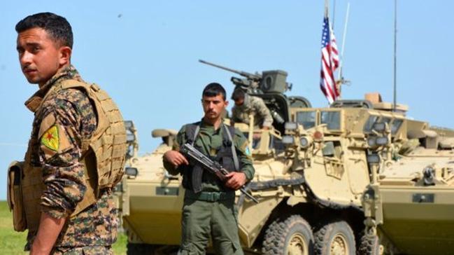 YPG'ye 2018'de 500 milyon dolarlık silah daha