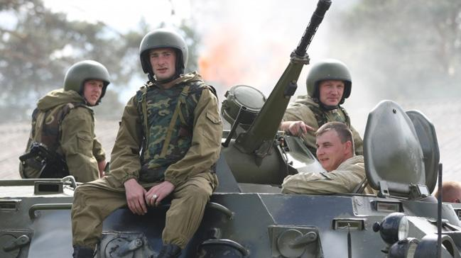 Ruslar Tel Rıfat'tan da çekildi