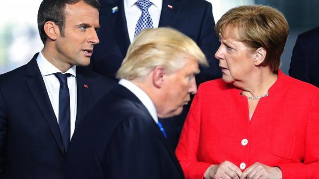 'Fransa İran'daki çıkarlarını korumak için elinden geleni yapacak'