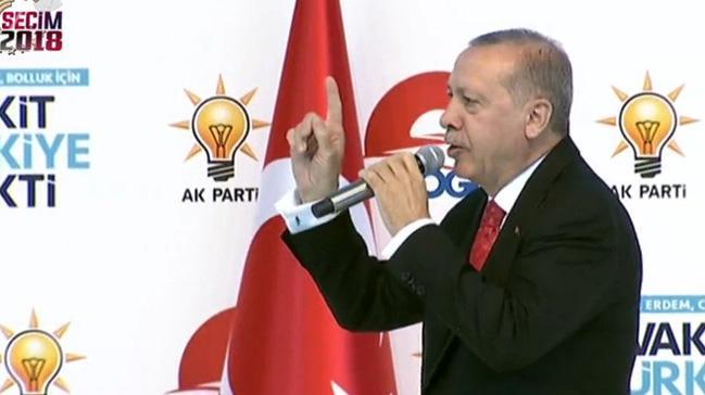Cumhurbaşkanı Erdoğan: Cemevlerine hukuki statü sağlayacağız