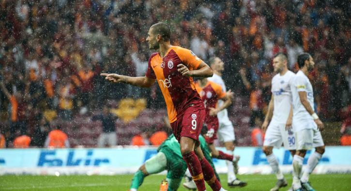 4-1 Galatasaray Kasımpaşa maç özeti golleri GS Kasımpaşa özet goller