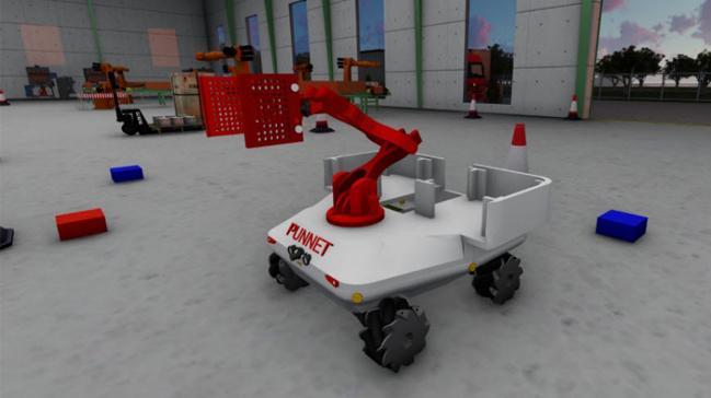 """Türk robotik takımı """"Punnet"""" ile dünya ikincisi"""