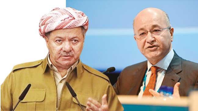 Barzani'nin oyunu tutmadı
