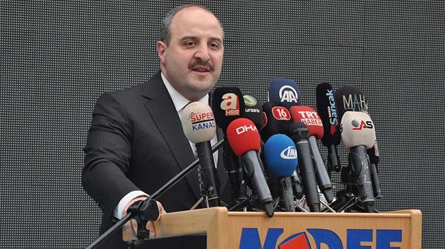 Sanayi ve Teknoloji Bakanı Varank: Türkiye mobilya sektörü bir başarı hikayesi yazdı
