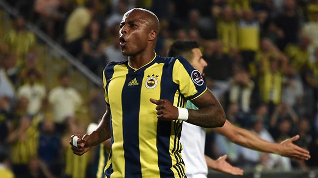 Andre Ayew, kariyerini Fenerbahçe'de sürdürmek istiyor