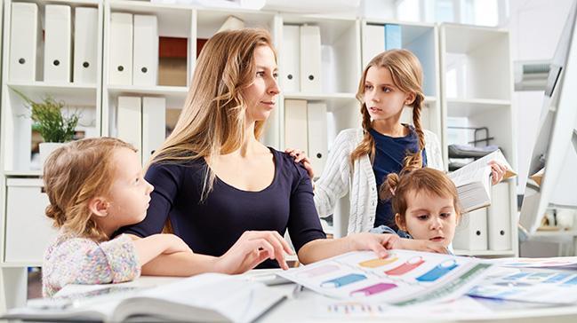 'İş'te Anne Projesi'yle 6 bin kadına istihdamsağlandı
