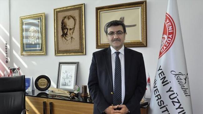 İstanbul Yeni Yüzyıl Üniversitesi Rektörlüğüne Prof. Dr. İlhan Yaşar Hacısalihoğlu atandı