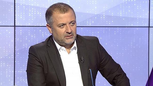 Mehmet Demirkol: Hakem kırmızı gösterdiği ve iptal edemeyeceği için VAR'a gitmedi
