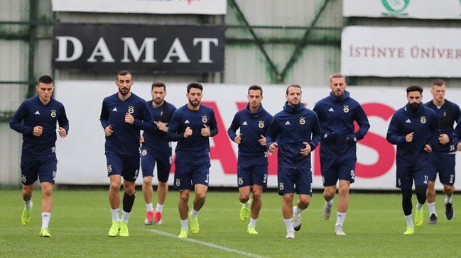 Fenerbahçe, Dinamo Zagreb maçına hazır