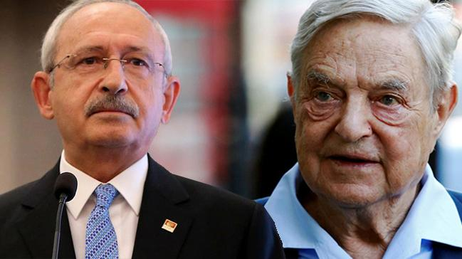 Kılıçdaroğlu'nun Soros'un adamı olduğu belgelendi