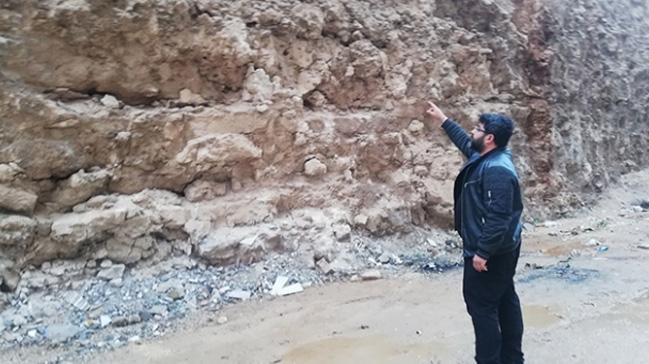Mardin'de dinozor fosili bulunduğu iddia edildi
