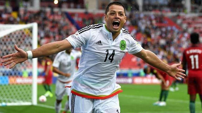 Beşiktaş'ta Javier Hernandez transferi için her şey olumlu gidiyor