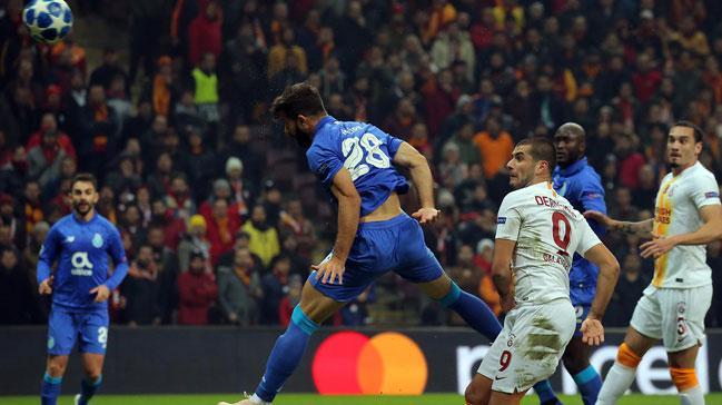 Galatasaray: 2 Porto: 3