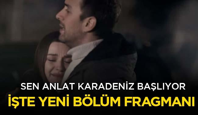 """Sen Anlat Karadeniz yeni bölüm fragmanı yayında! 37. bölümde Nefes'e ne olacak"""""""
