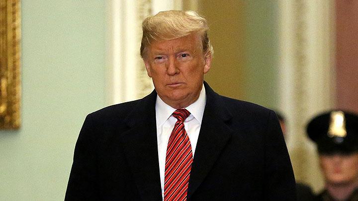 ABD Başkanı Trump geri adım atmıyor