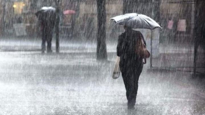 Meteorolojiden kuvvetli yağış ve fırtına uyarısı yapıldı
