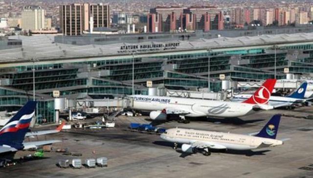 Atatürk Havalimanı'nda uyuşturucu operasyonu gerçekleştirildi