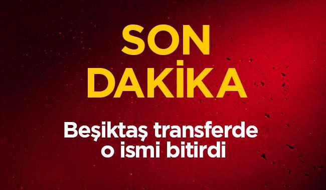 """BJK son dakika transfer gelişmeleri o transfer bitti mi"""" 27 Ocak Beşiktaş transfer haberleri"""