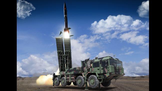 Savunma Sanayii Başkanlığı ve ROKETSAN, BORA füze sistemleri için iş birliği anlaşması imzaladı