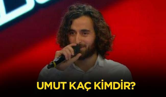 """O Ses Türkiye finalisti Umut Kaç kimdir, nereli kaç yaşında"""""""